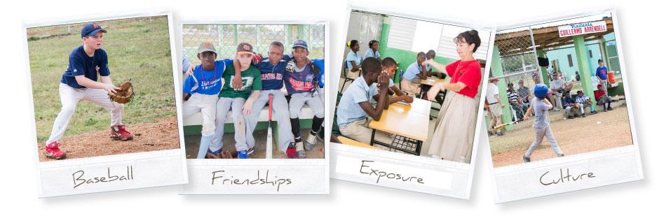 Baseball, Friendships, Service, Culture - Homerun Baseball in the Dominican Republic